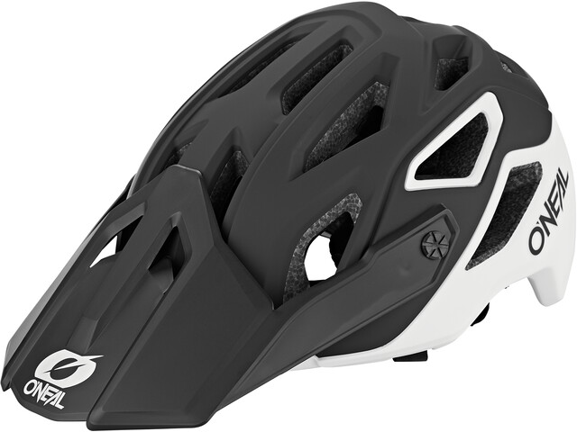 O'Neal Pike 2.0 Helmet Solid black/white
